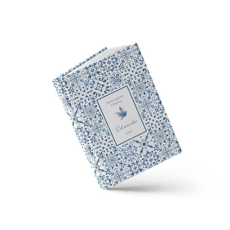 Livro de Orações - Azulejo - Sweetcards