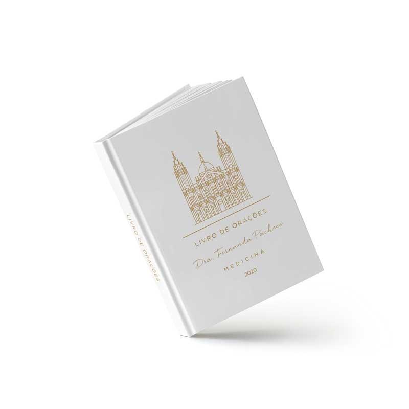 Livro de Orações - Candelária - Sweetcards