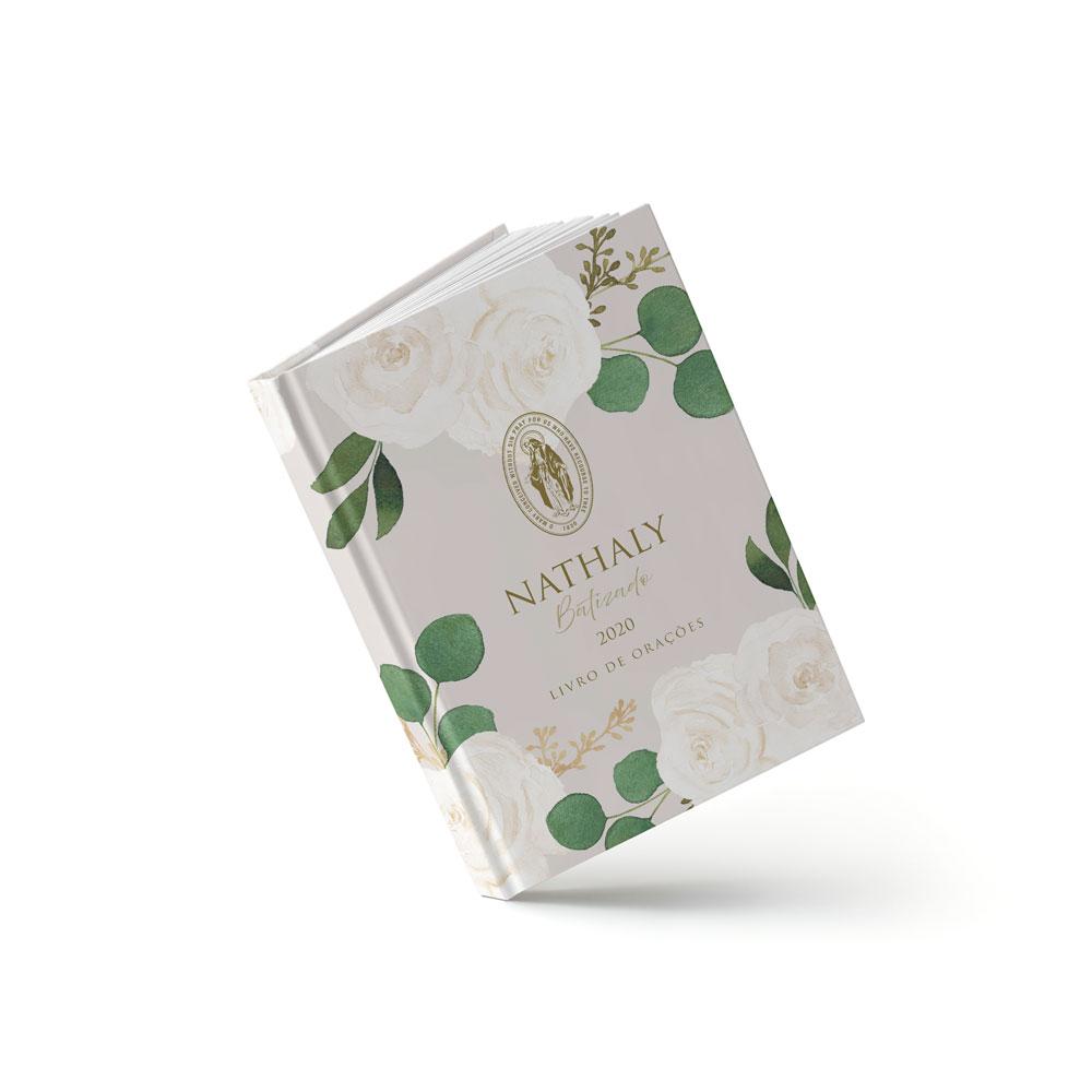 Livro Batizado - Medalha Milagrosa - Sweetcards