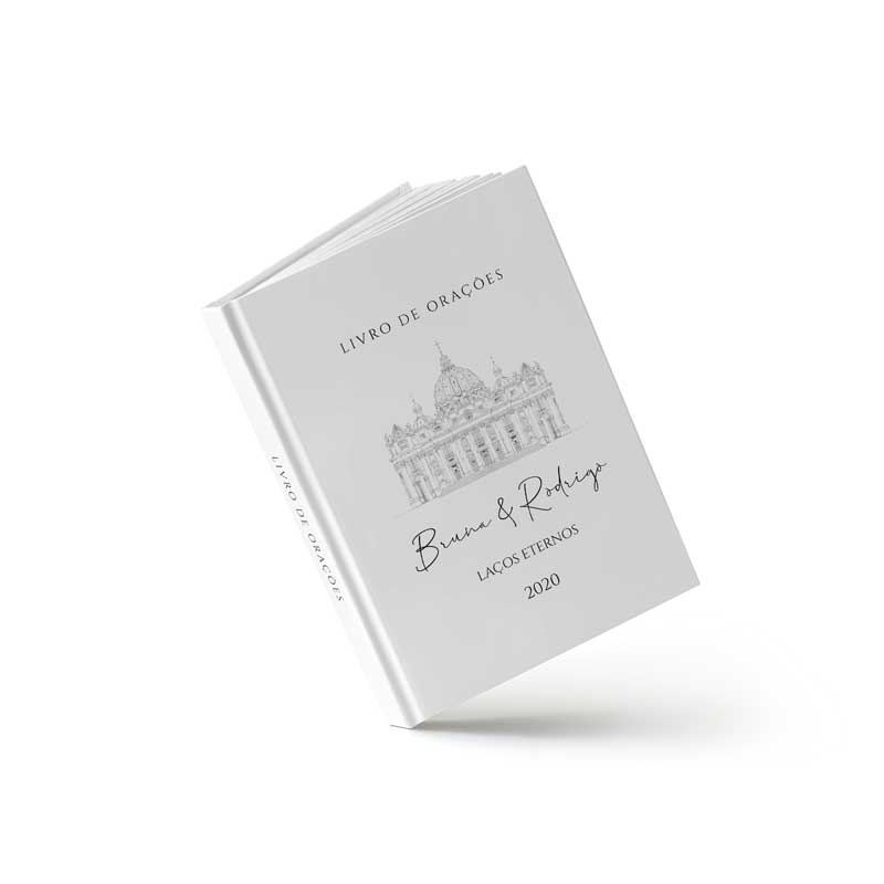 Livro de Orações - Vaticano - Sweetcards