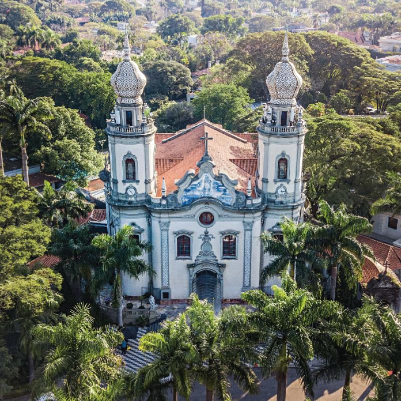 Batizado na Paróquia Nossa Senhora do Brasil