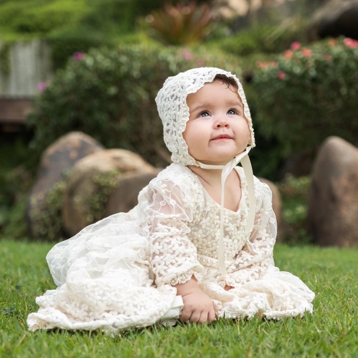 Batizado da Lorena