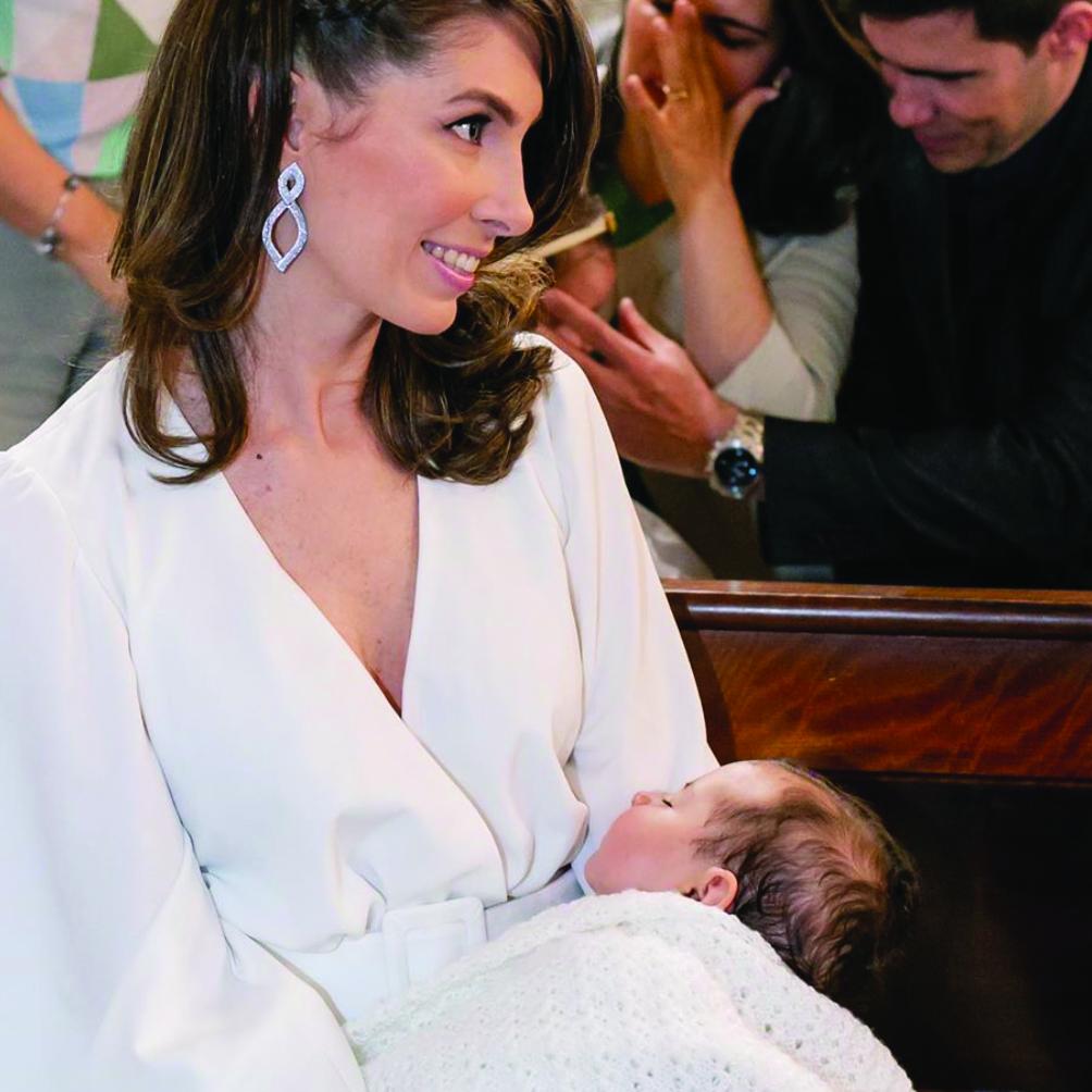Batizado da Sophia