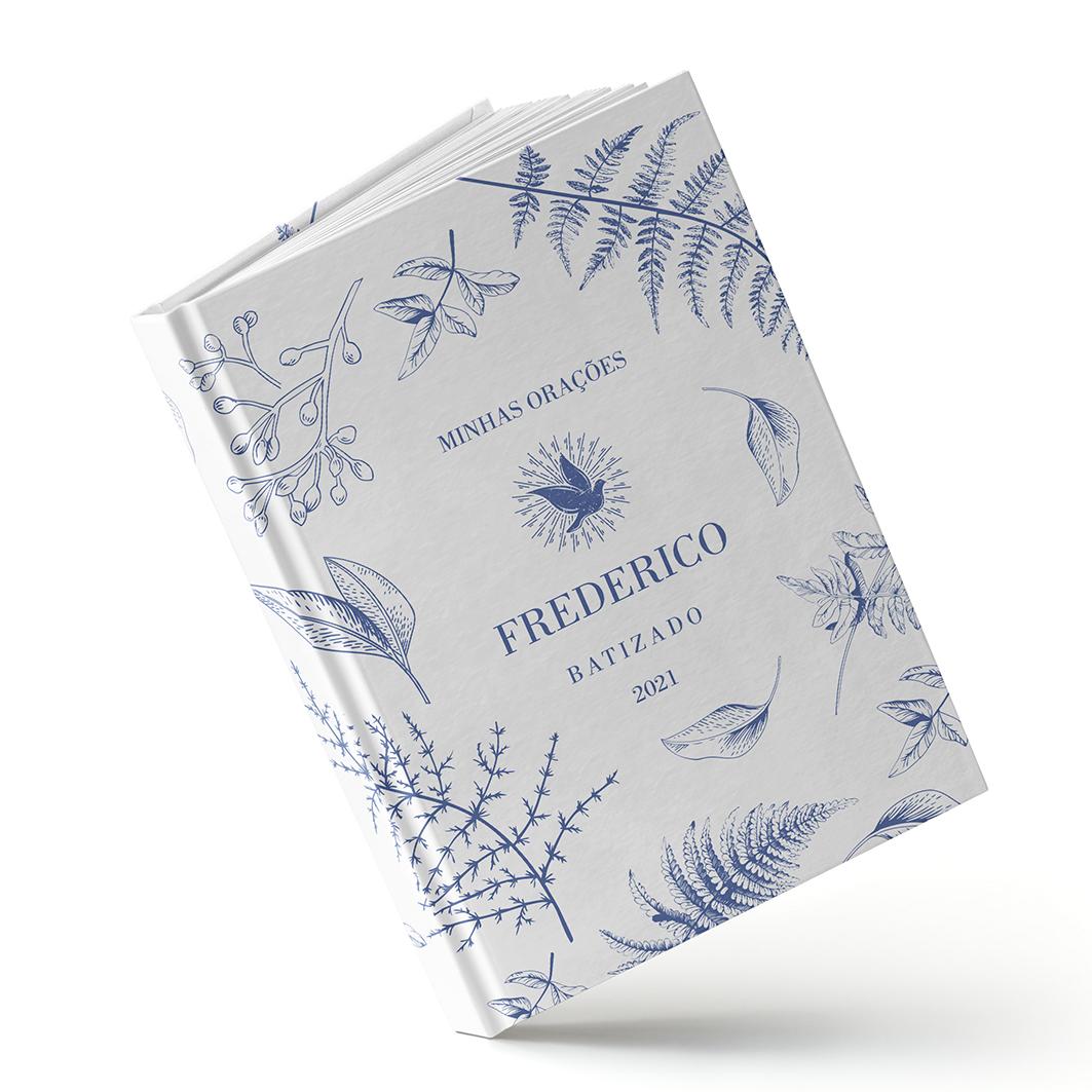 Livro de Orações - Bothanic - Sweetcards