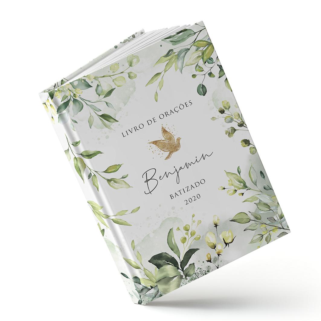 Livro de orações - Forest - Sweetcards