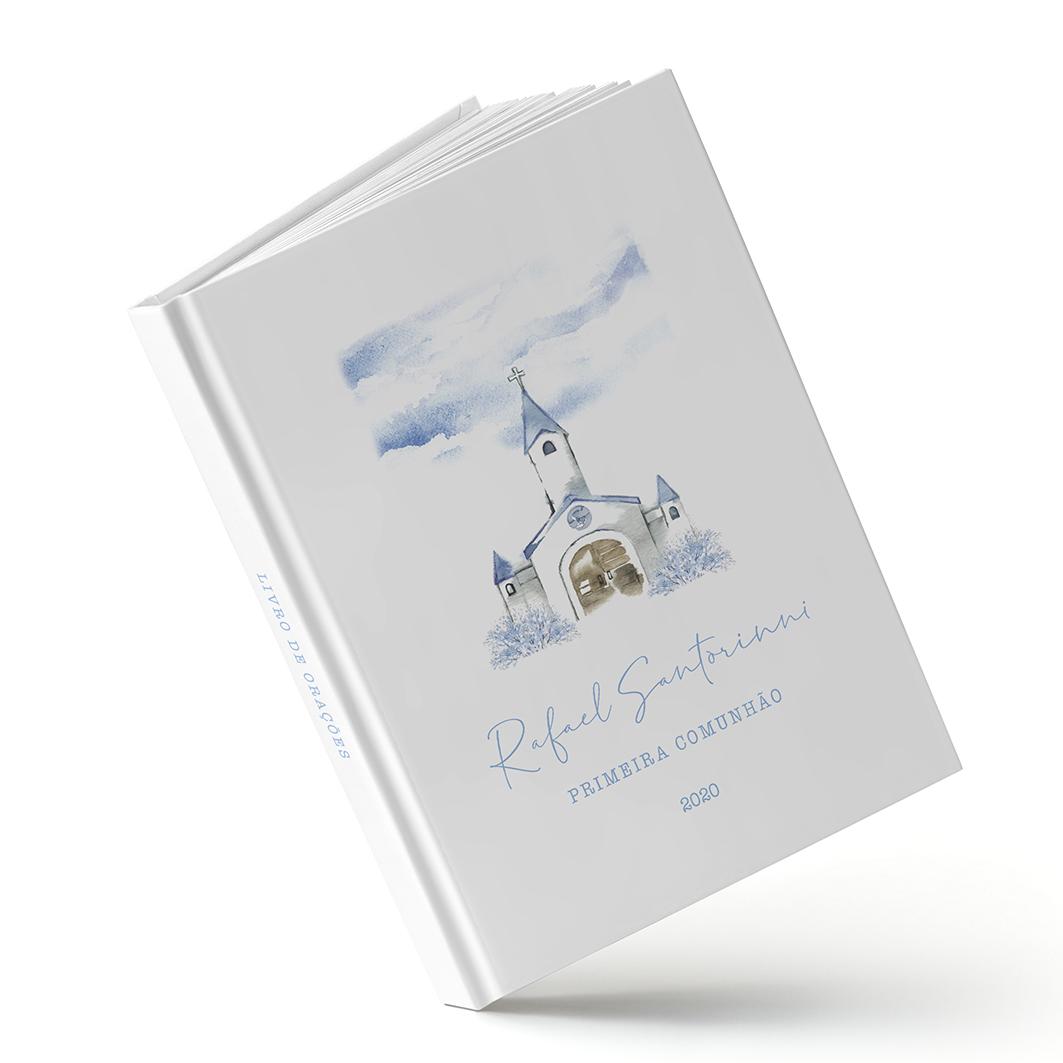 Primeira Eucaristia - Igreja Azul - Sweetcards