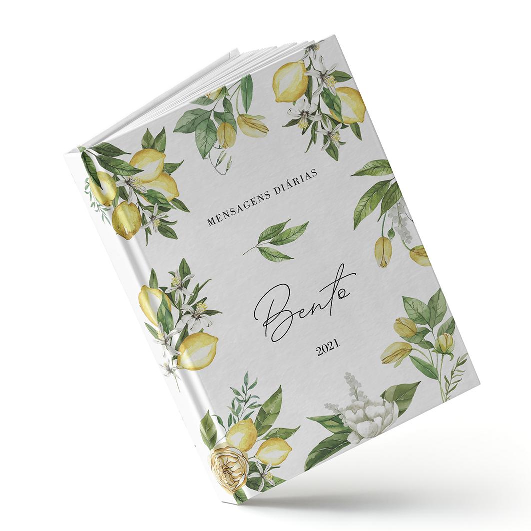 Livro Primeira Comunhão - Limão Siciliano - Sweetcards