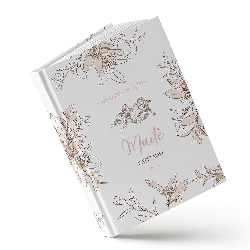 Batizado - Royal Rosa - Sweetcards