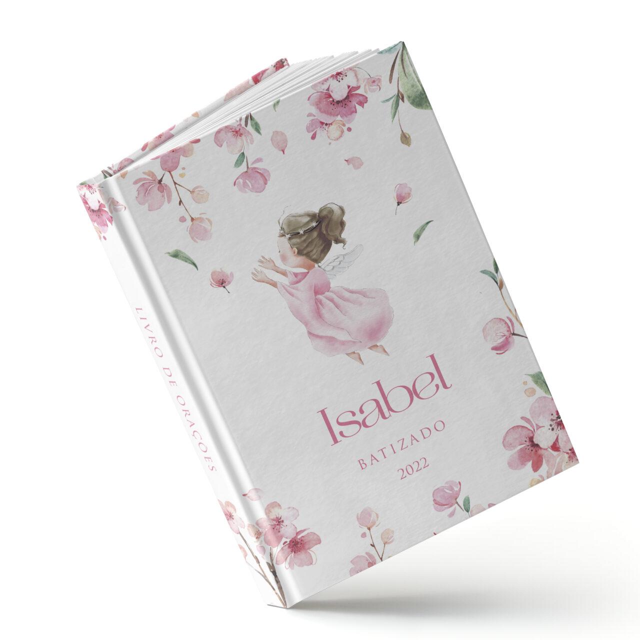 Sweetcards- Cerejeira - Livro de oração
