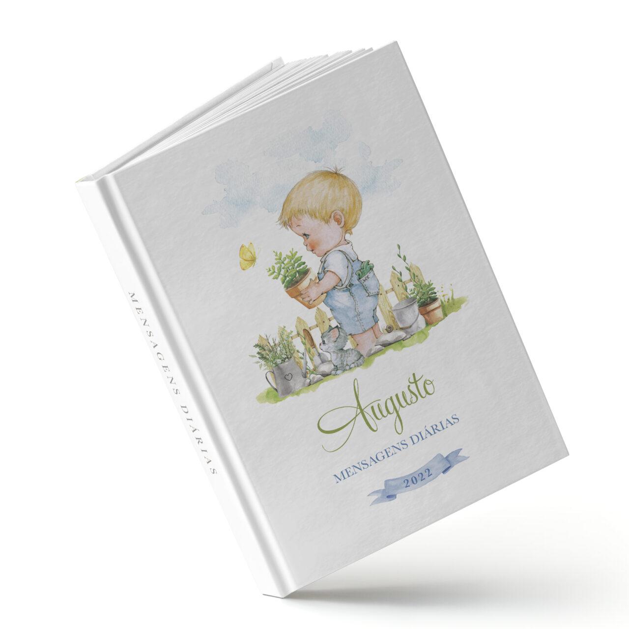 Livro de orações - Little Garden - Sweetcards