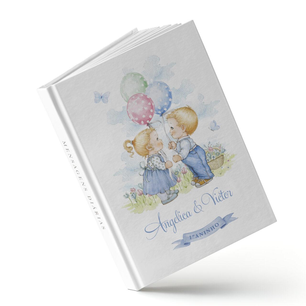 Livro de orações - Little Party - Sweetcards
