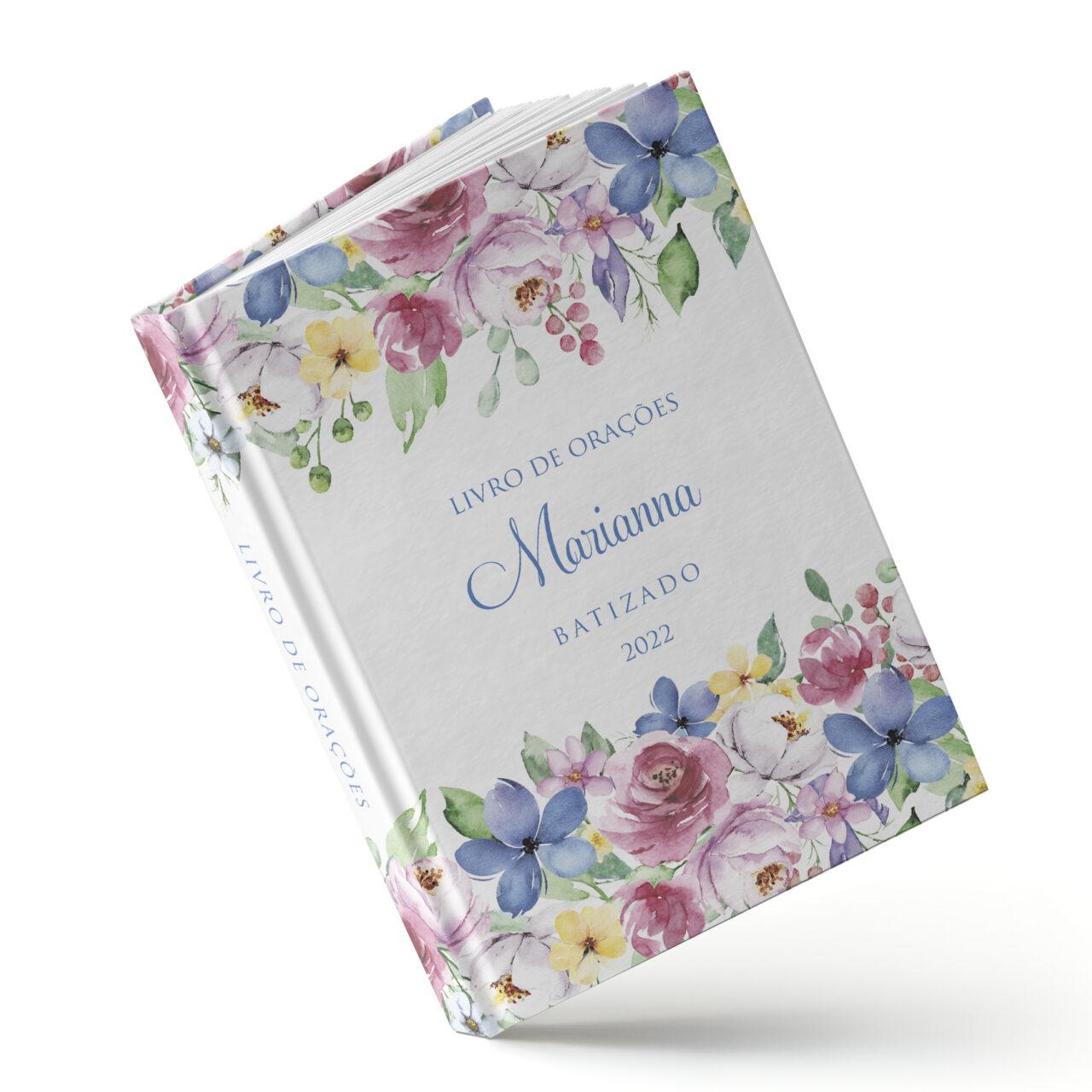 Sweetcards- Primavera - Livro de orações